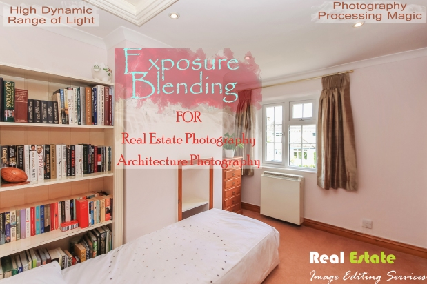Real Estate Photography – Exposure Blending With Photoshop